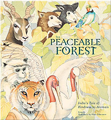 Peaceful Forest book
