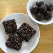 Walnuts and Chocolate