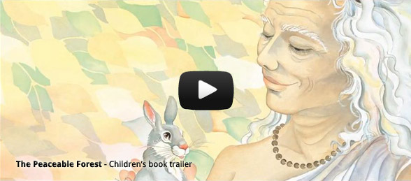 The Peaceable Forest - Children's Book Trailer
