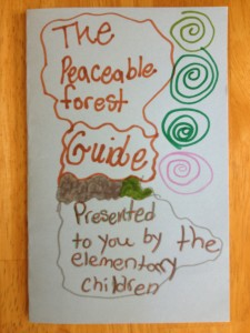 Montessori School Play of The Peaceable Forest