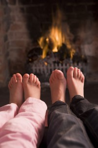 FireplaceBareFeet