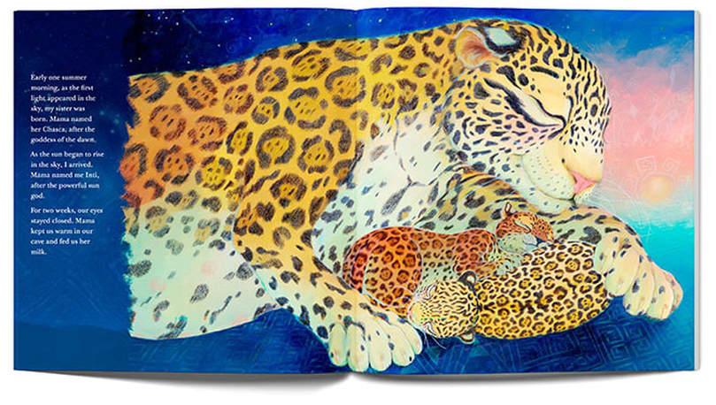 the jaguar s story kosa ely