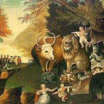The Peaceable Kingdom and The Peaceable Forest